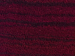 Cairo Riscado Vermelho 17mm