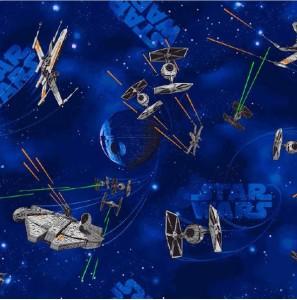 Star Wars detalhe