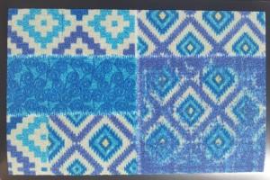 Premium Kilim Azul